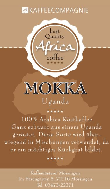 Uganda Mokka