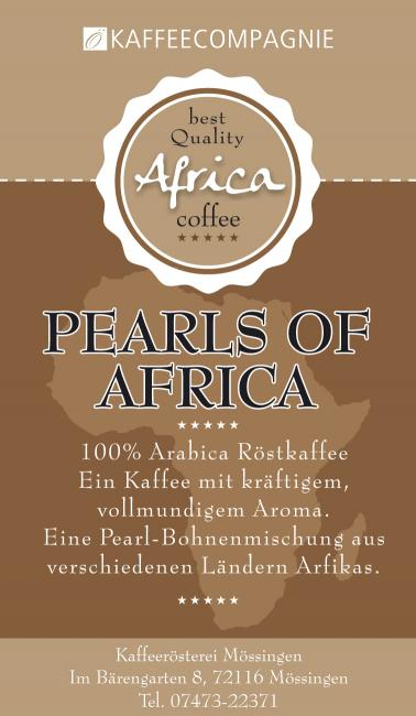 Pearls of Africa
